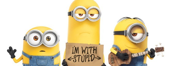 Grusomme mig / Minions
