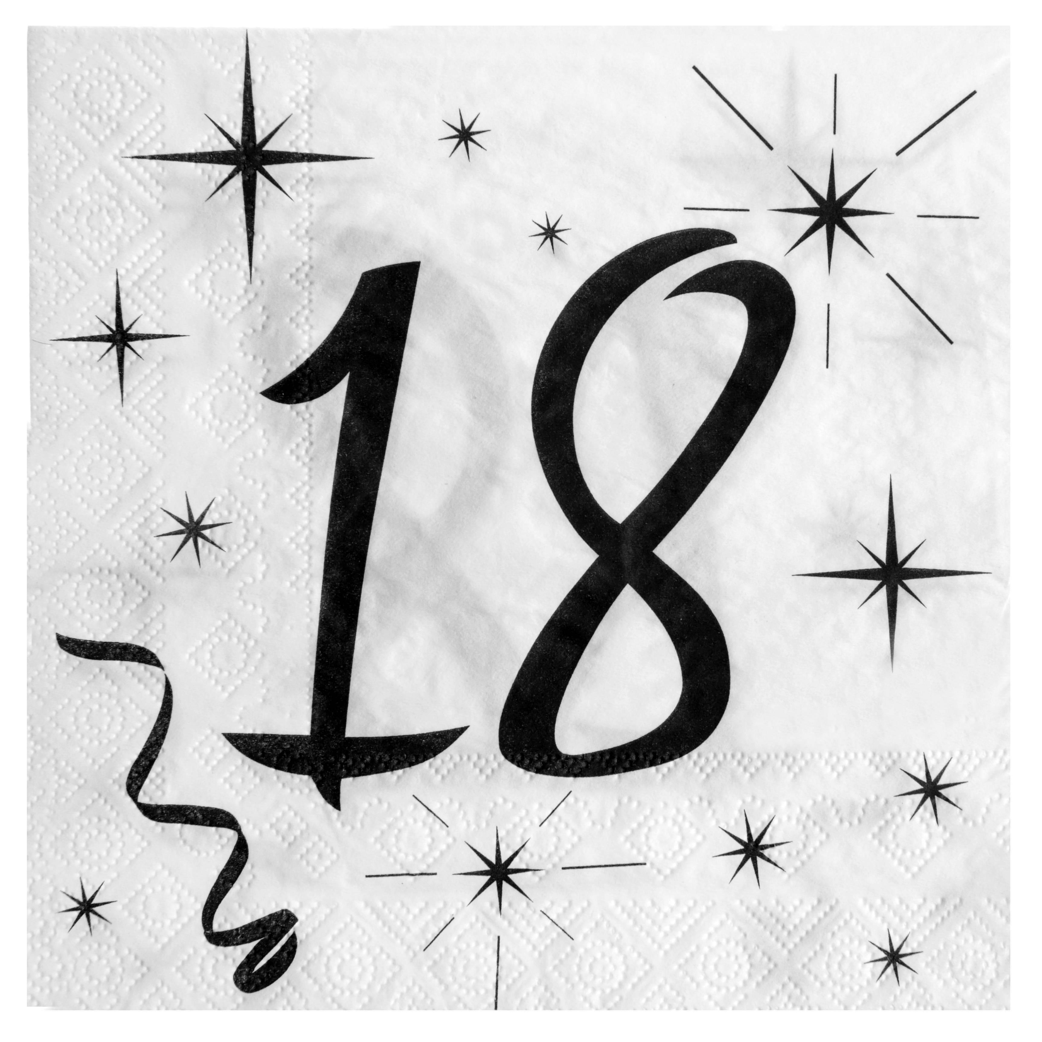 18 år