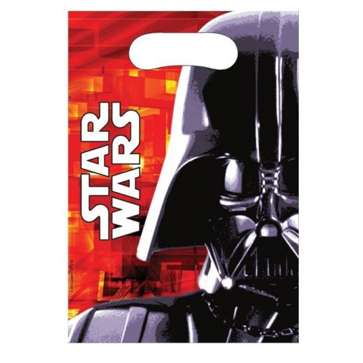 """Star Wars """"party bags"""" 6 stk.-3"""