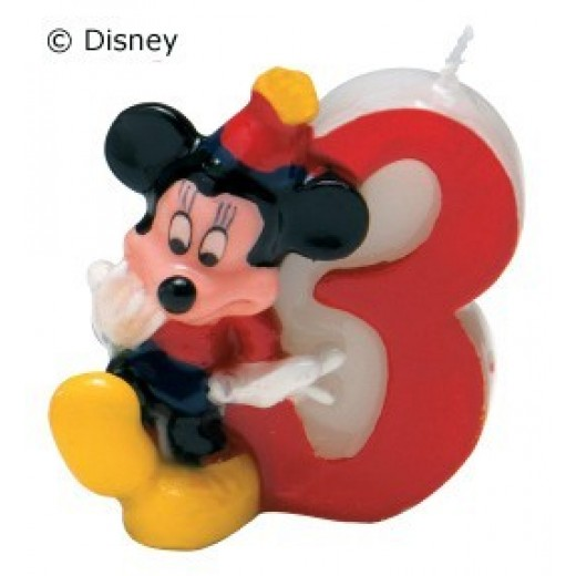 Mickey Mouse lys nr. 3-30