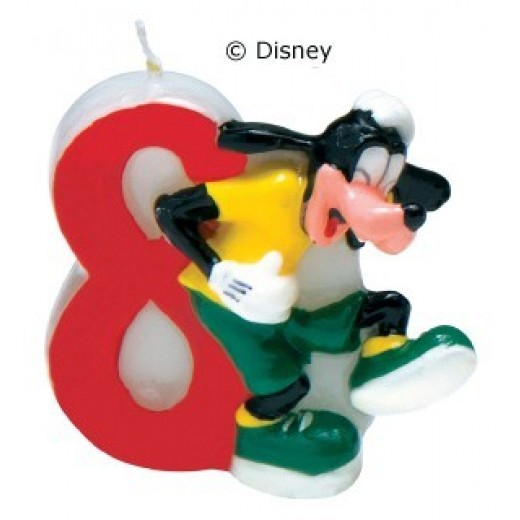 Mickey Mouse lys nr. 8-30