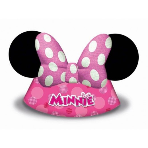 Minnie Mouse happy helpers masker 6 stk.-3