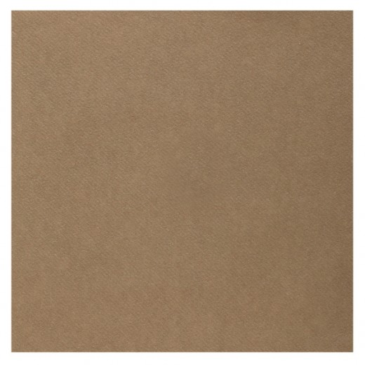 Middags servietter, natural/brun airlaid 40x40 cm (25 stk.)-33