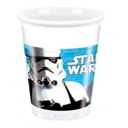 Star Wars plastikkopper 200 ml 8 stk.-20