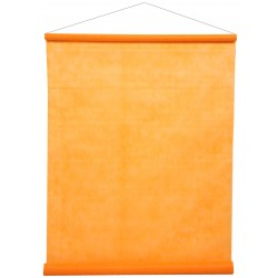 Loftbanner, neon orange 80 cm x 12 m.-20