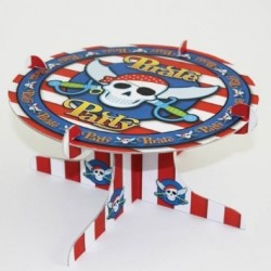 Party Pirate Cake Stand 1 stk.-20