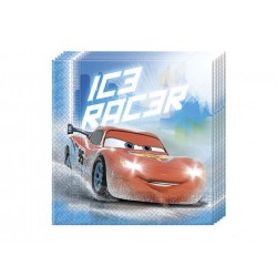 Cars Ice Servietter 20 stk.-20