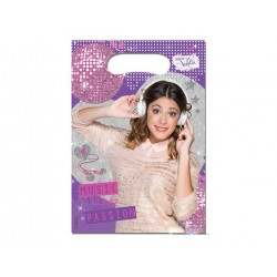 "Violetta Gold ""party bags"" 6 stk-20"