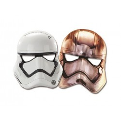 The Force Awakens Star Wars masker 6 stk-20