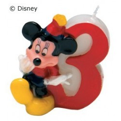 Mickey Mouse lys nr. 3-20