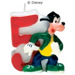 Mickey Mouse lys nr. 5-20