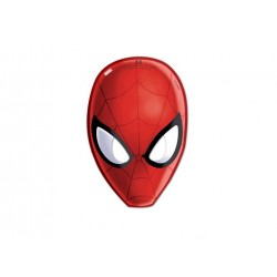 Spiderman masker The Ultimate Spiderman Web Warriors 6 stk.-20
