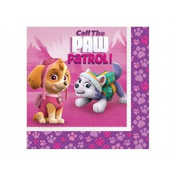Call the Paw Patrol servietter 33x33 cm 20 stk.-20