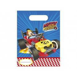 "Mickey Mouse og the Roadster Racers ""party bags"" 6 stk.-20"