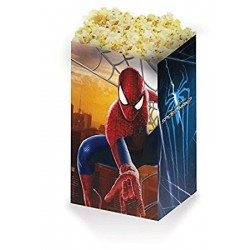 "Spiderman ""The Amazing Spiderman 2"" popcorn poser 4 stk.-20"
