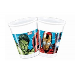 Avengers Mighty plastikkopper 200 ml 8 stk-20