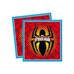 The Ultimate Spiderman servietter i 33x33 cm 20 stk-20