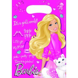"Barbie Glimmer ""party bags"" 6 stk.-20"