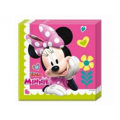Minnie Mouse  Happy Helpers servietter 33x33 cm - 20 stk.